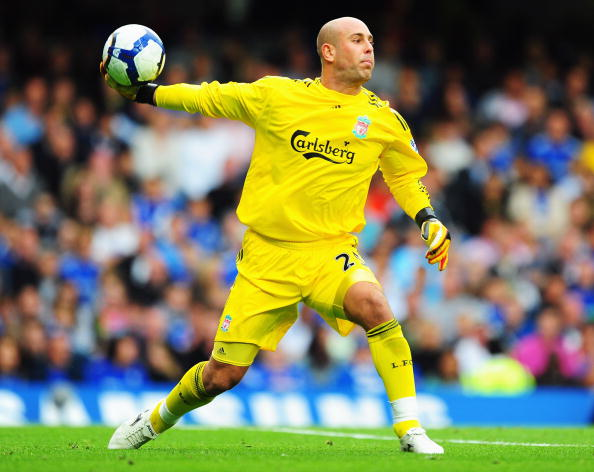 Pepe Reina has described playing for Liverpool as the best thing that ever happened to him