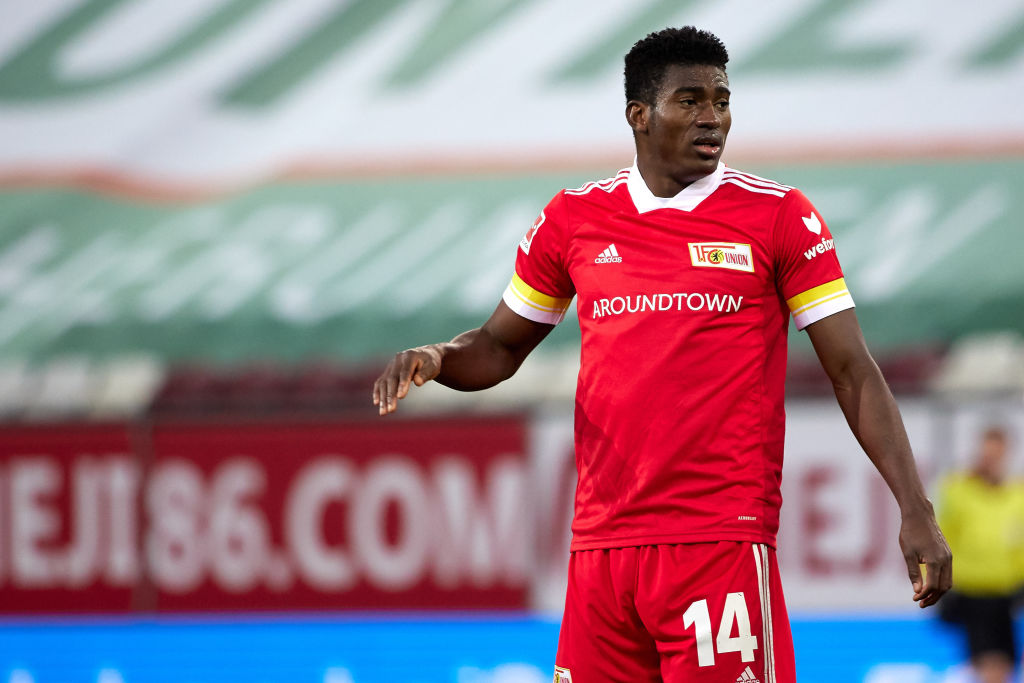 Liverpool are willing to sell Taiwo Awoniyi for £8m.