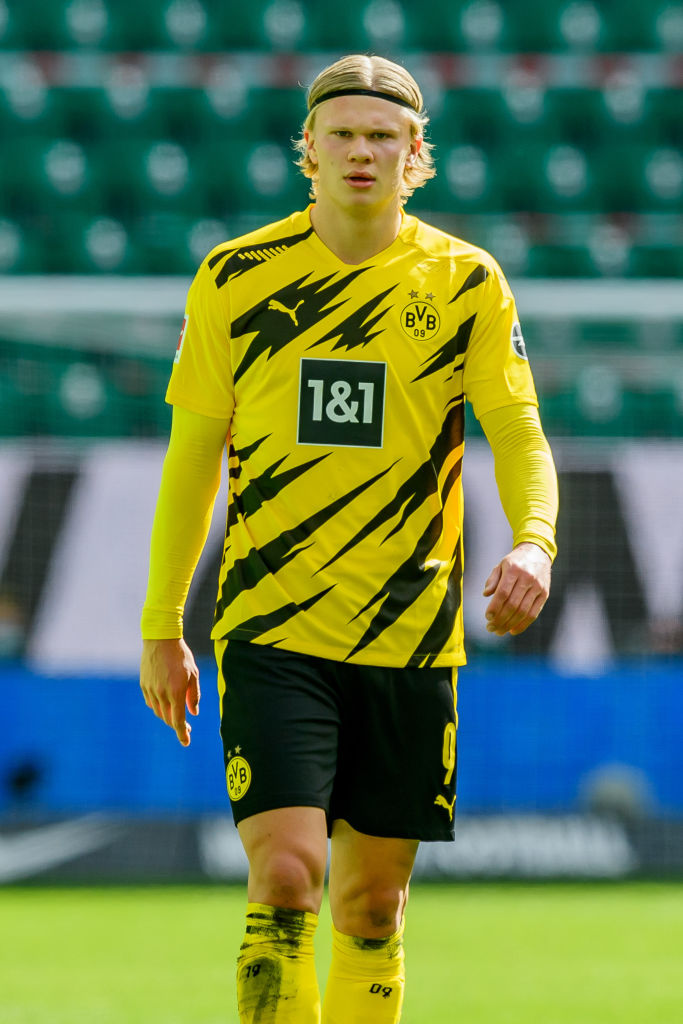 Reported Liverpool target Erling Haaland will still be a Borussia Dortmund player next season