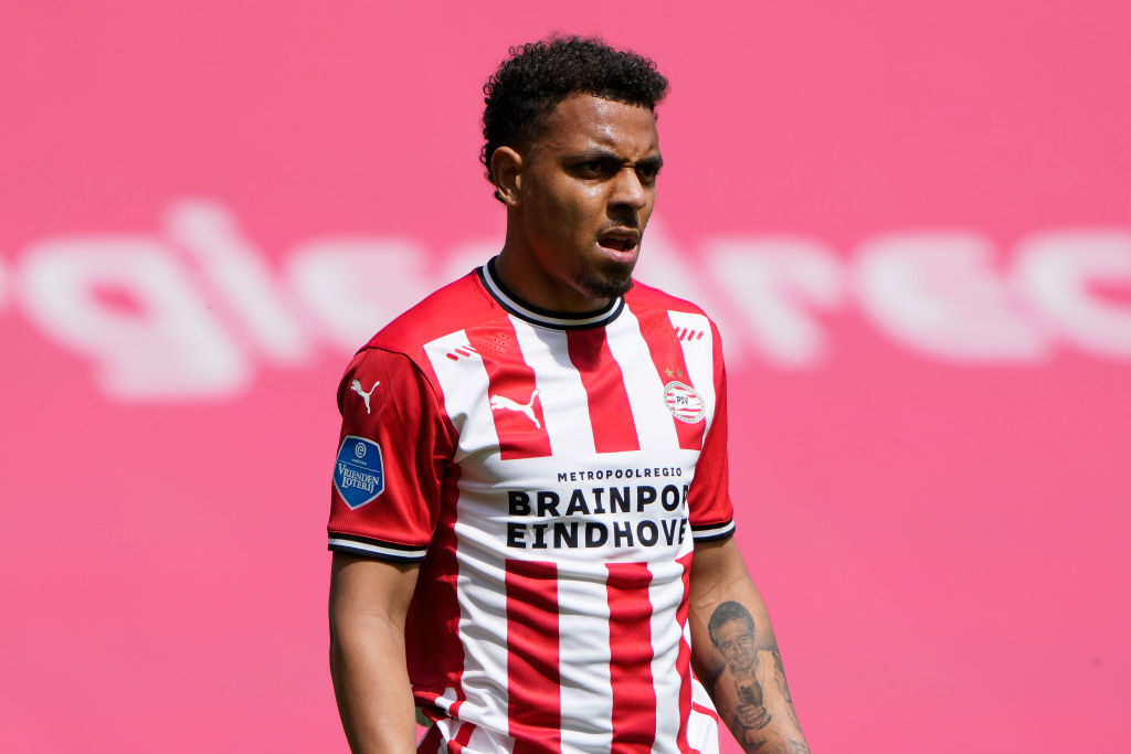 Liverpool target Donyell Malen had a sterling season with PSV, he'd be a cracking signing.