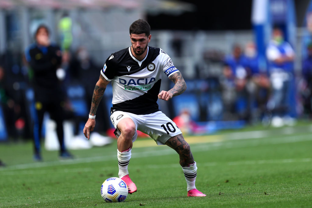 Rodrigo de Paul could well be on his way to Atletico Madrid this summer