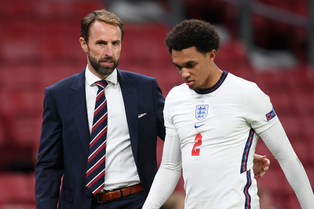 Trent Alexander-Arnold leads every other England right back combined in a key area