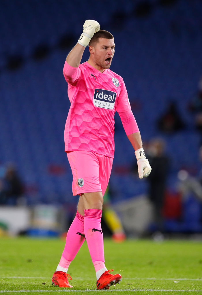 Liverpool should consider a swoop for Sam Johnstone with Adrian set to depart