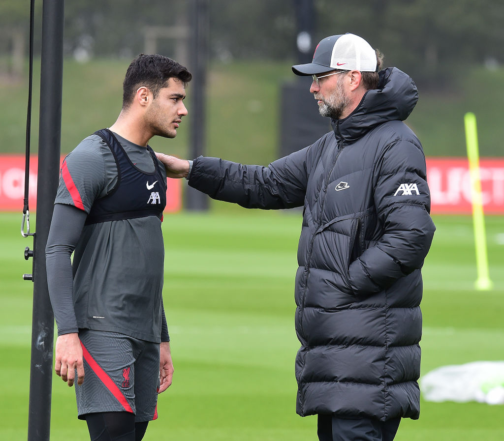 Ozan Kabak is reportedly unlikely to face Manchester United