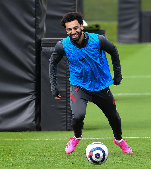 Liverpool need to sell Mo Salah this summer or renew his contract ASAP.