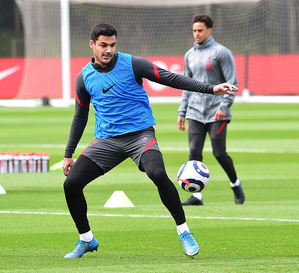 Liverpool star Ozan Kabak is wanted by Leicester City.