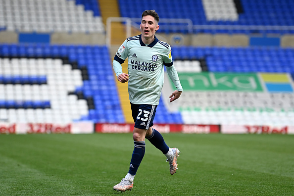Harry Wilson netted a superlative hat-trick for Cardiff City this weekend