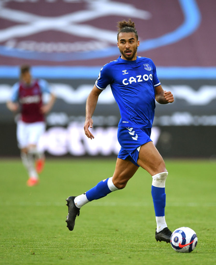 Dominic Calvert-Lewin fired Everton to victory over West Ham this weekend