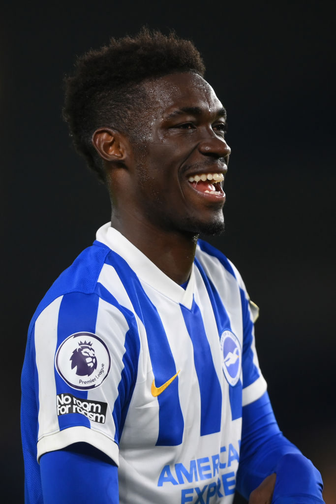 Liverpool linked Yves Bissouma can leave Brighton according to the club's chairman