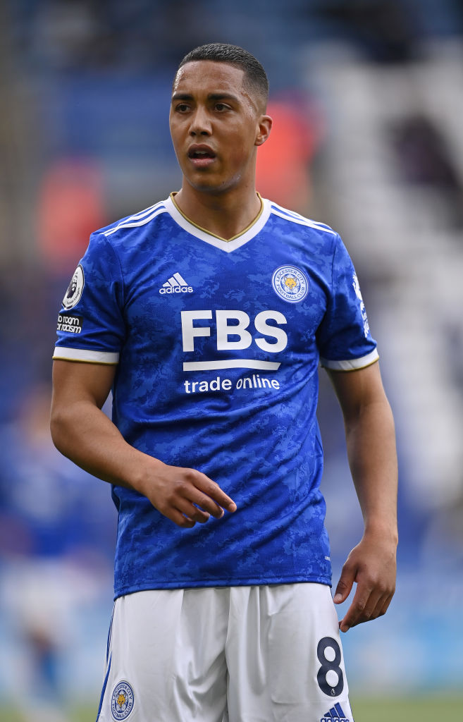 Liverpool have been linked with Youri Tielemans