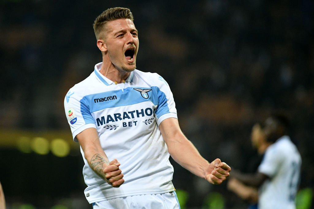 Liverpool are eyeing a move for Sergej Milinkovic-Savic.
