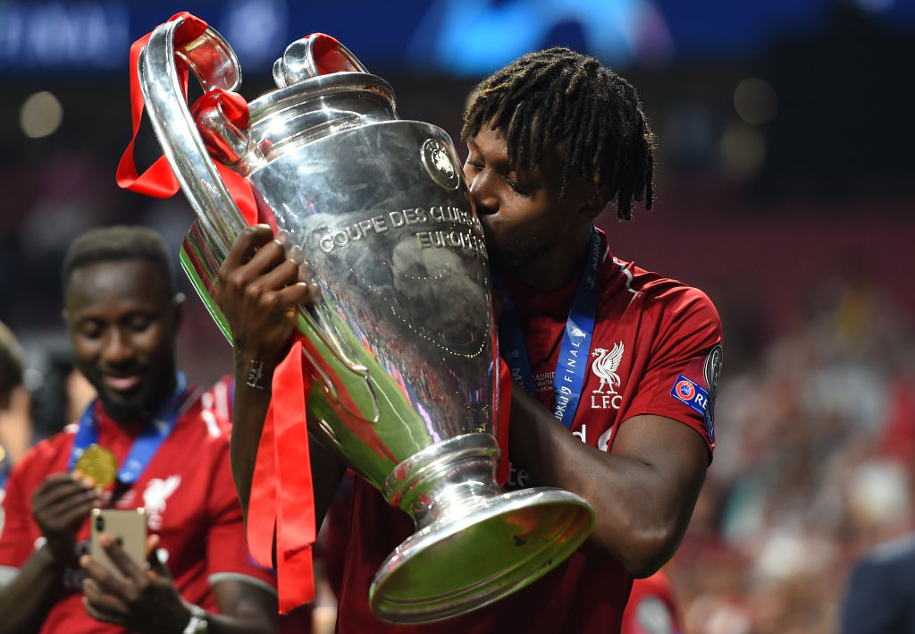 If he wasn't a legend before, the Divock Origi Scholarship will ensure that he certainly is now