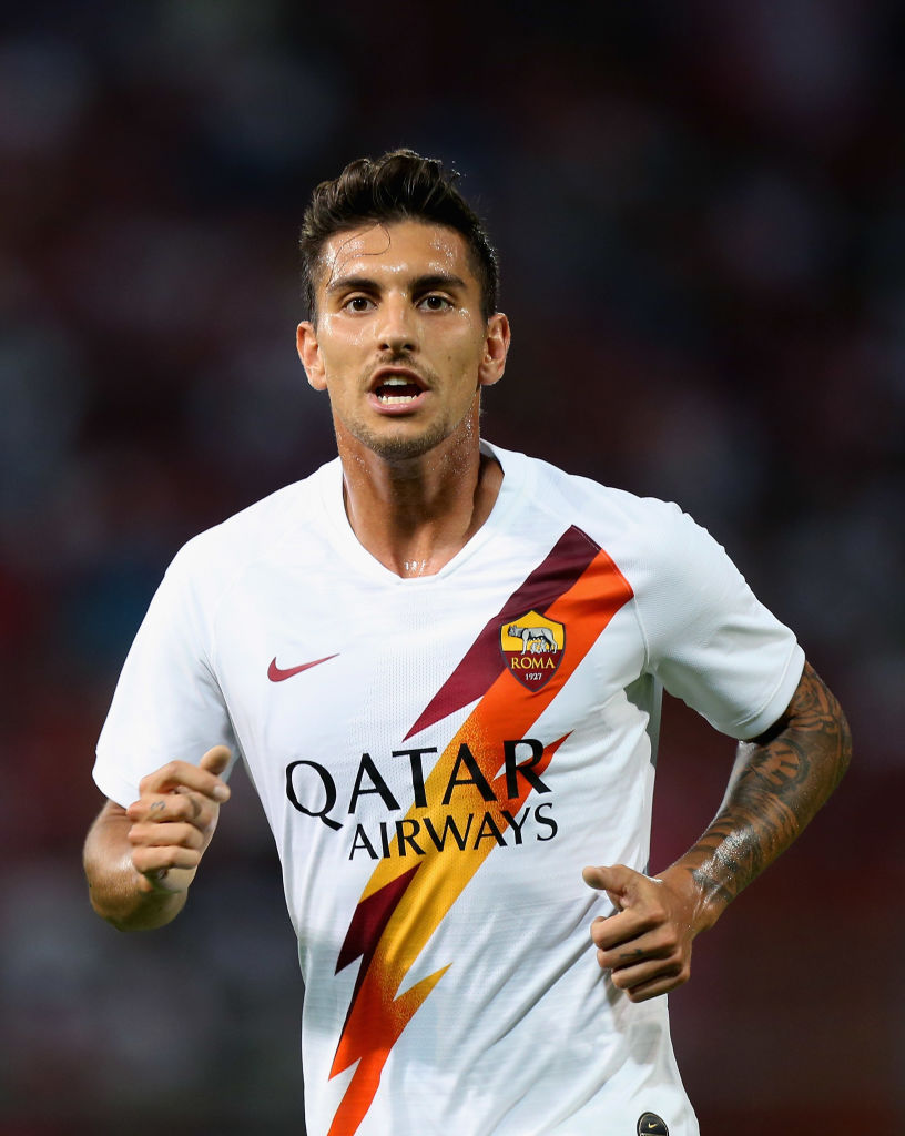 Liverpool target Lorenzo Pellegrini has made his stance on a move clear according to reports in Italy