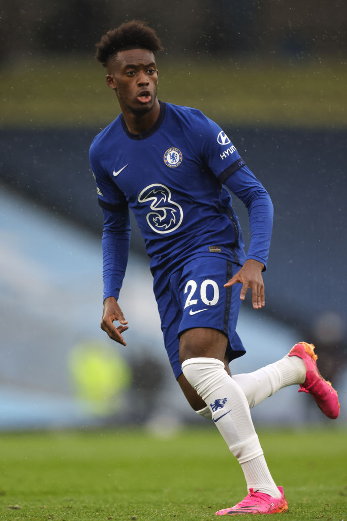 reported Liverpool target Callum Hudson-Odoi could be on the move.