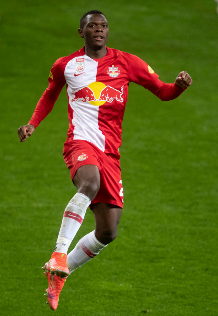 Leicester City appear set to sign Patson Daka unopposed