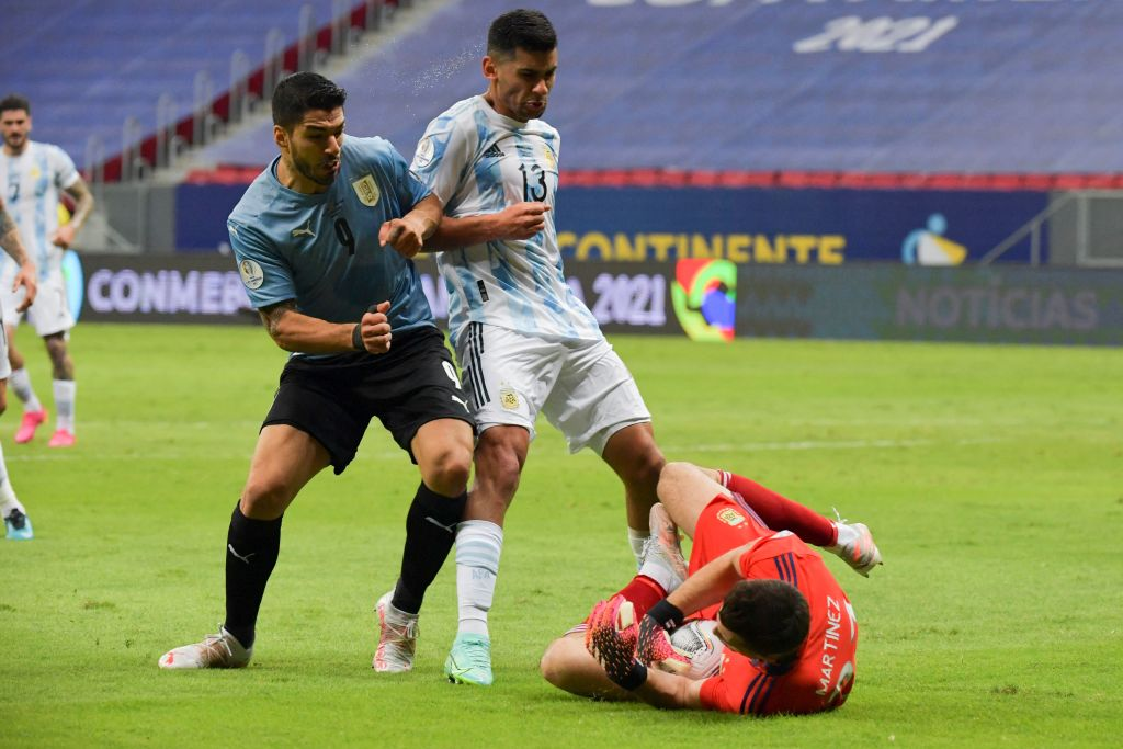 Cristian Romero is reportedly being considered by Liverpool