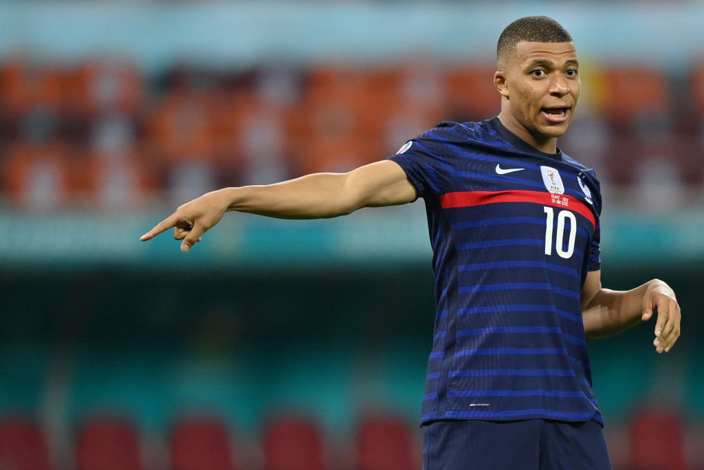 Mbappe is having contract talks with Al-Khelaifi