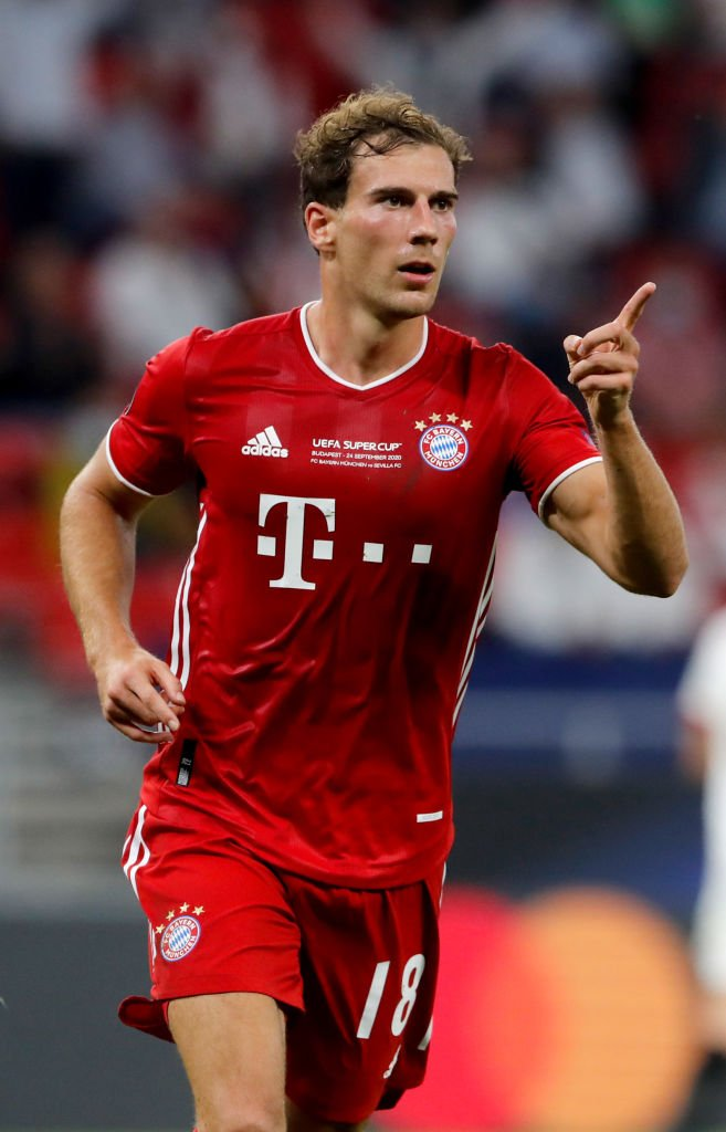Former Liverpool target Leon Goretzka could be on the move