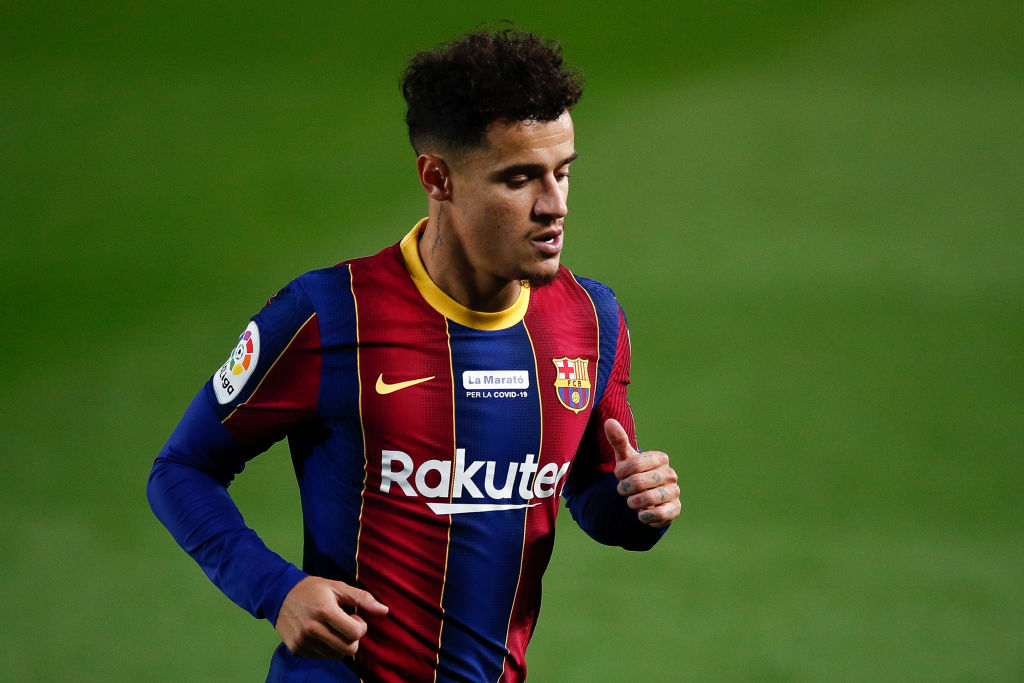 Coutinho could be on his way to Leicester City this summer