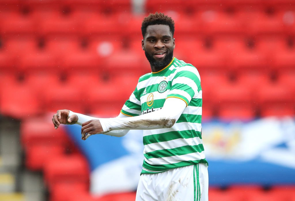 Liverpool not signing Odsonne Edouard must mean the Reds have their ideal striker lined up