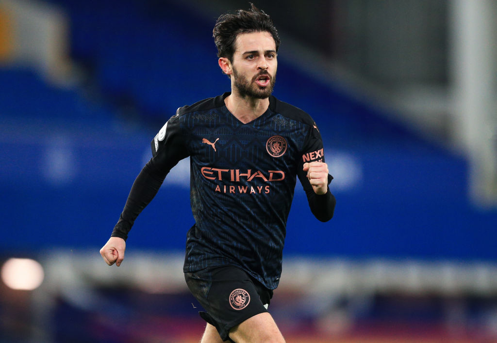 Liverpool should consider a swoop for Bernardo Silva amid reports that he is unsettled at Manchester City