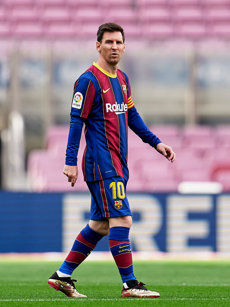 Lionel Messi signing a new contract at Barcelona should benefit Liverpool.