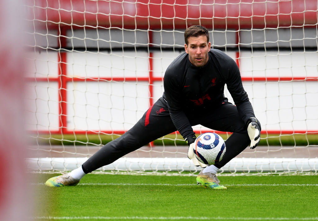 Adrian is not up to the standard of being Liverpool's sub goalkeeper