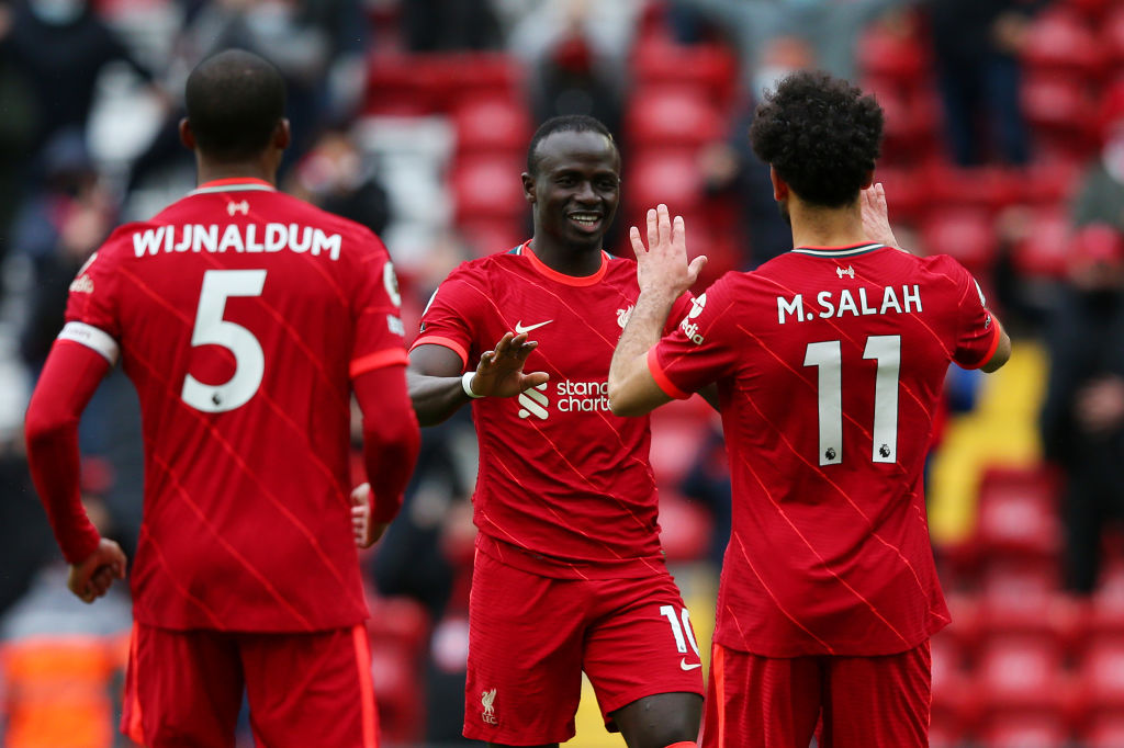 Mane and Salah are due to play at AFCON 2022