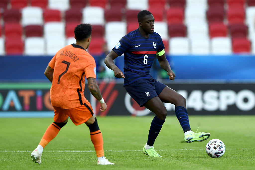 Konate will not play for France at the Olympic Games