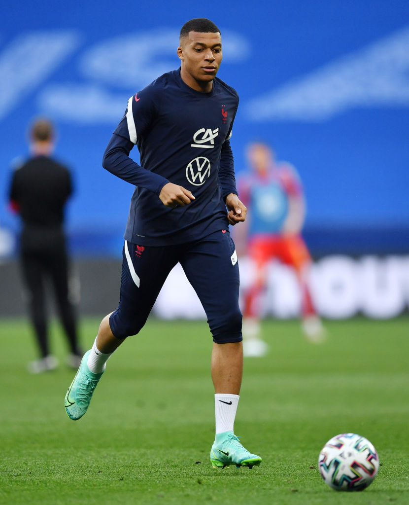 Liverpool target Kylian Mbappe won't be sold, that's great news.