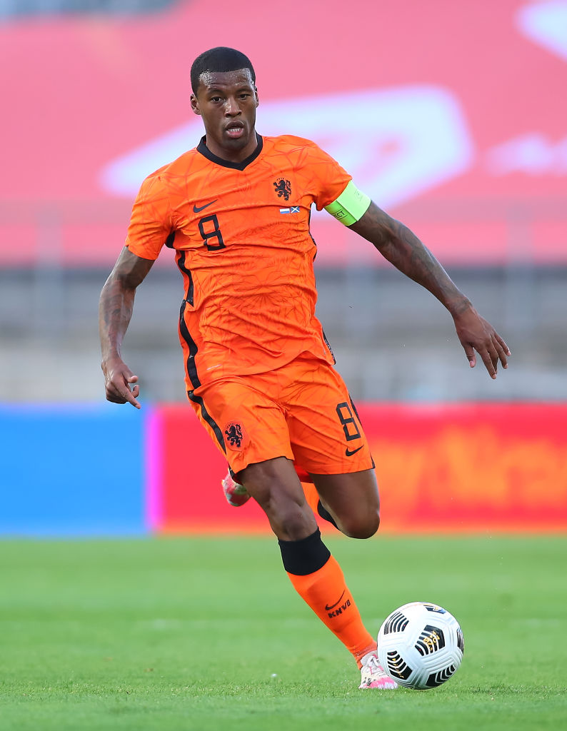 Liverpool could already have a Gini Wijnaldum replacement lined up.