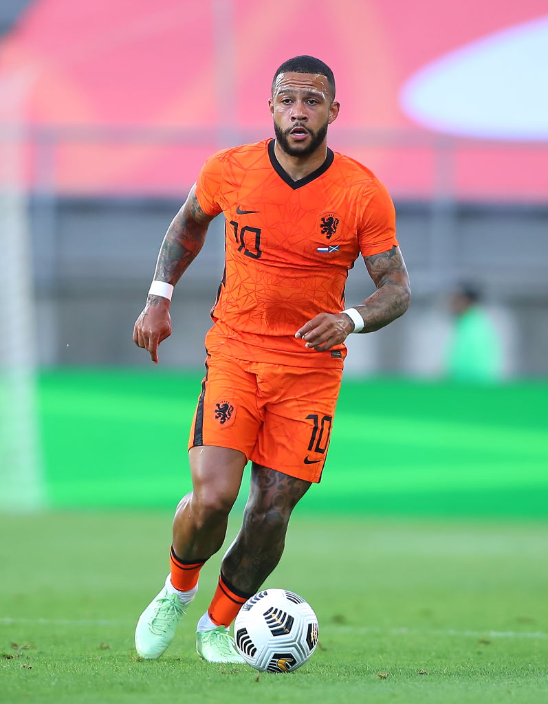 Memphis Depay is therefore the perfect signing for Liverpool