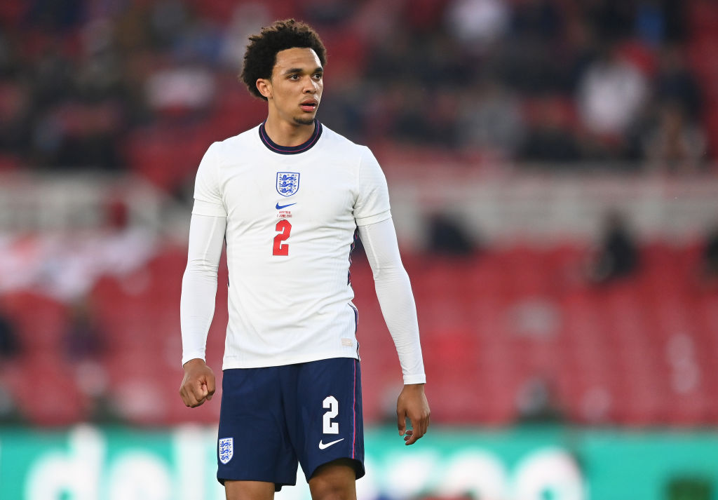 Trent Alexander-Arnold could miss the Euros due to injury
