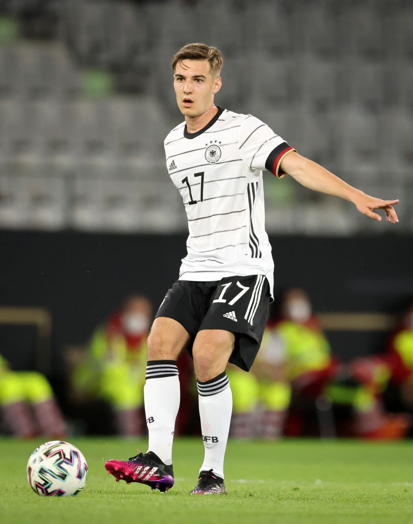 Liverpool have been linked with a move for Florian Neuhaus
