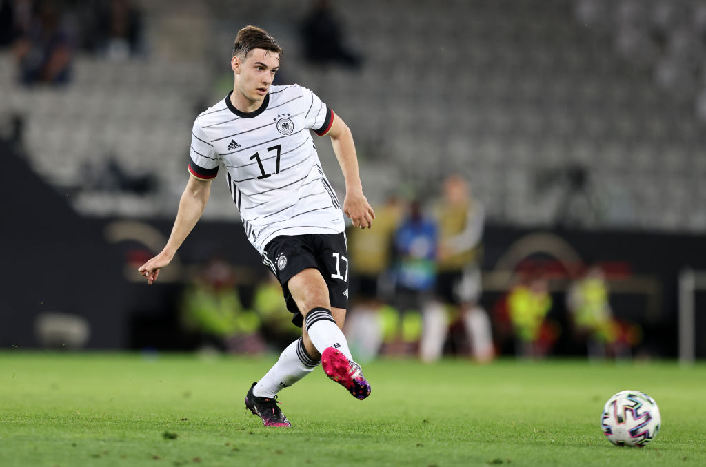 Could Florian Neuhaus be on his way to Liverpool?