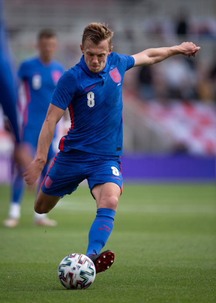 Liverpool could fancy a move for James Ward-Prowse.