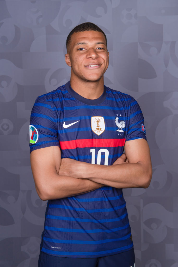 Kylian Mbappe is delighted to be playing with Gini Wijnaldum next season