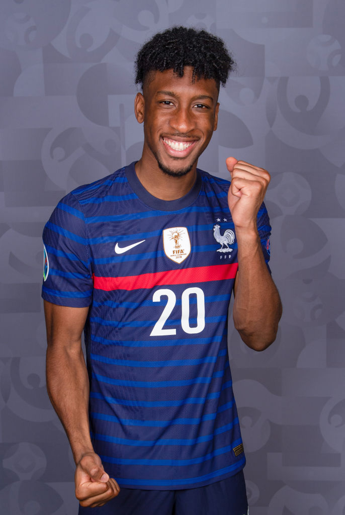 Liverpool are interested in Kingsley Coman
