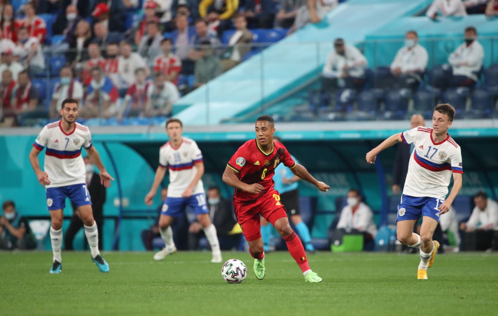 Youri Tielemans was excellent for Belgium in their Euro 2020 opener, but could he be on his way to Liverpool?