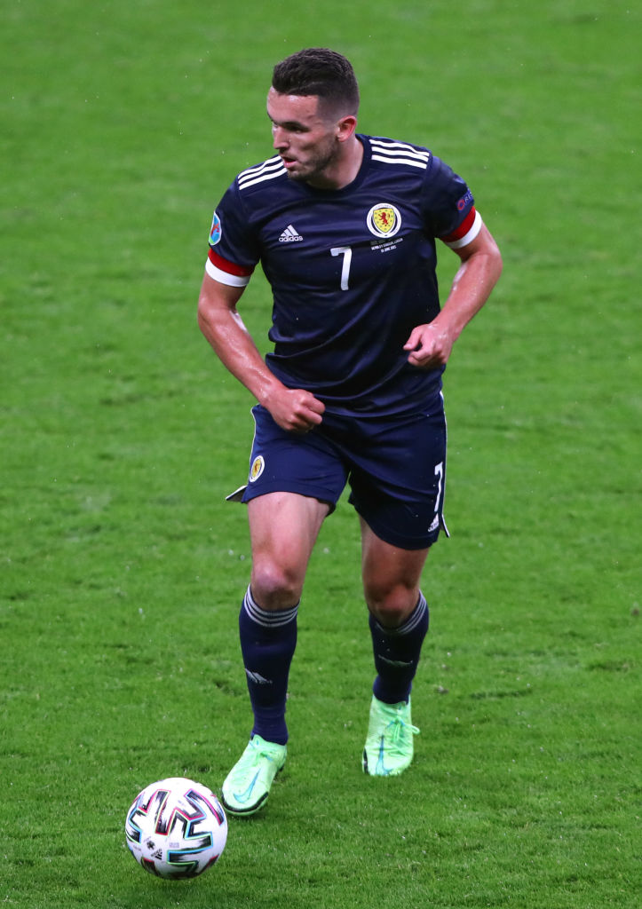 Liverpool fans are divided over links with John McGinn.