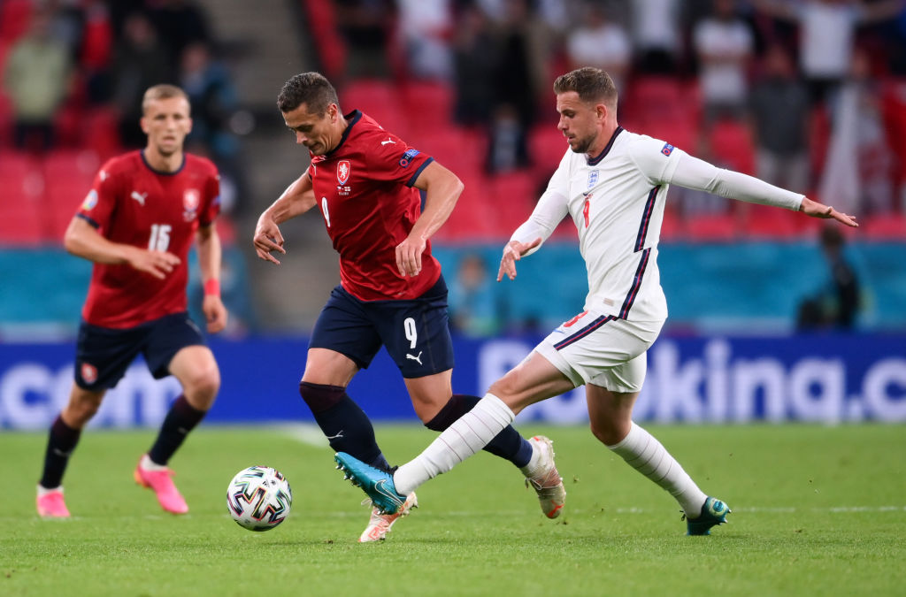 Will England start with Henderson or Phillips against Germany?