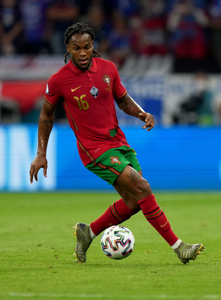 Liverpool fans have been raving over Renato Sanches