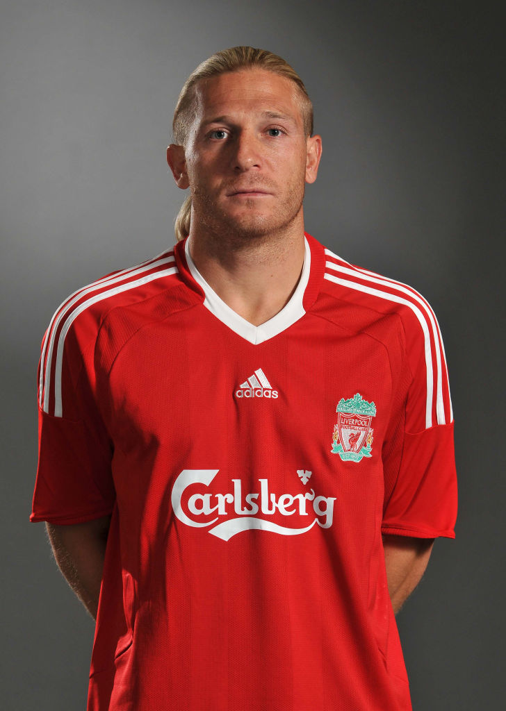 Andriy Voronin has opened up on his Liverpool stay.