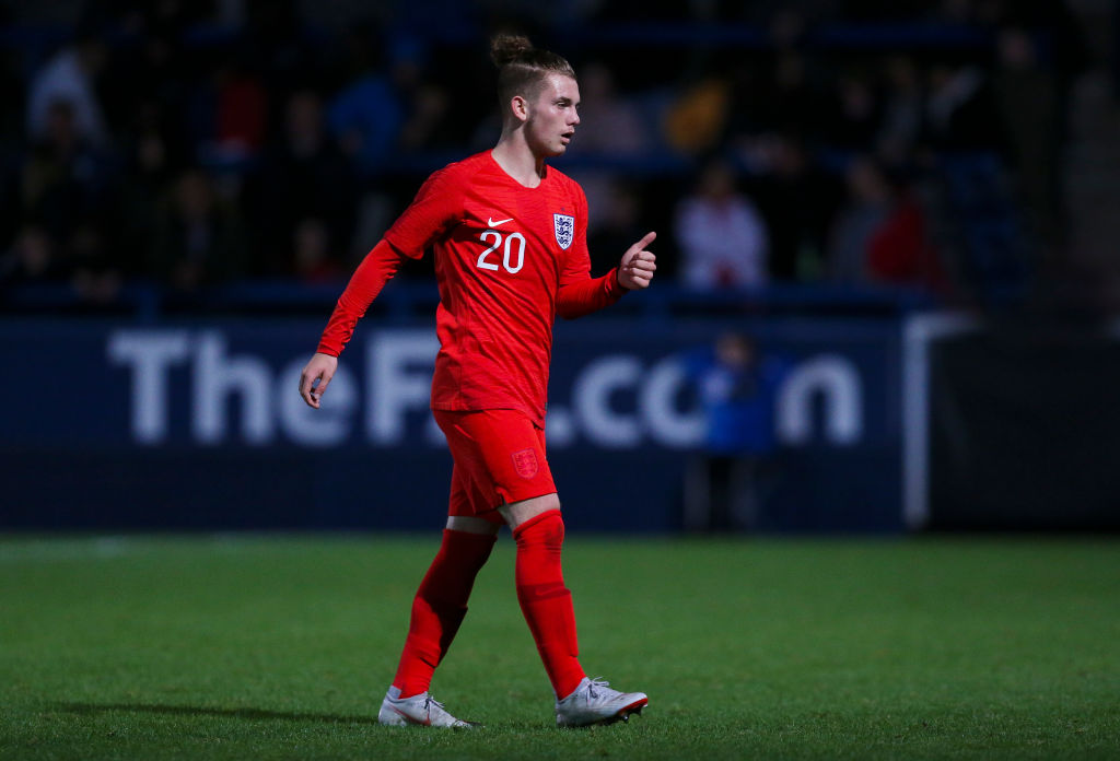 If Harvey Elliott is a Liverpool regular by 2022, he may travel to the World Cup