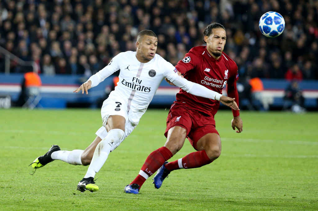 Mbappe will leave PSG in 2022 - but will he go to Liverpool?