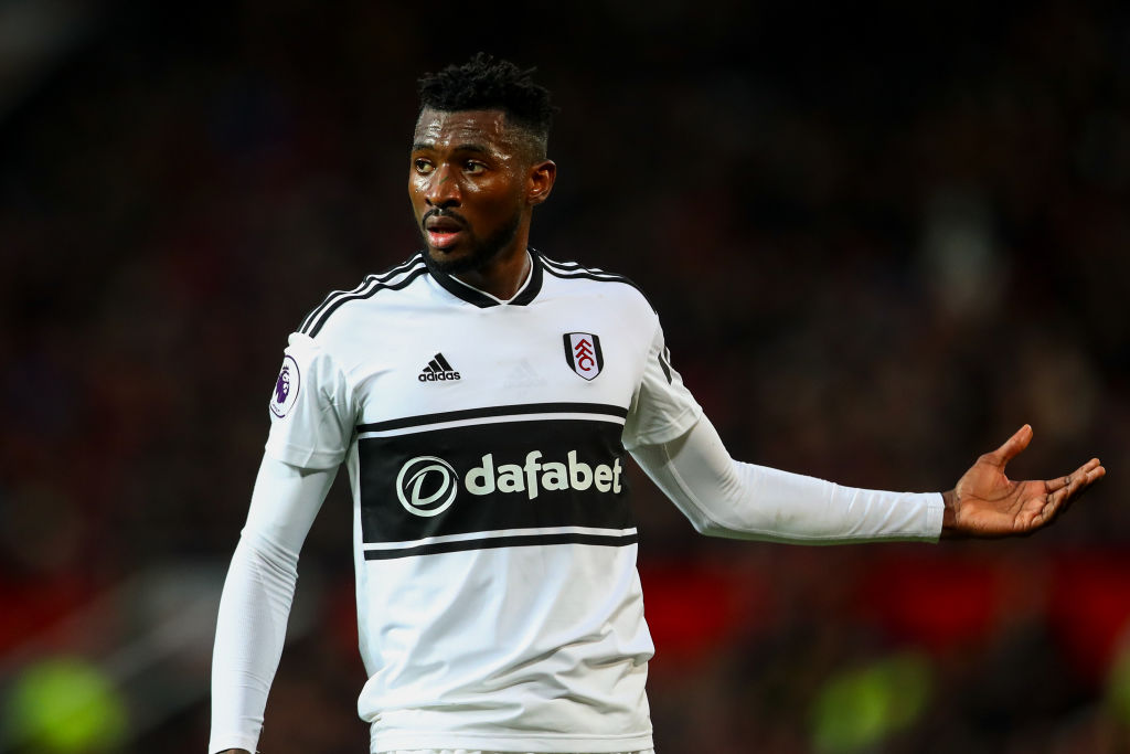 Liverpool could move for Andre-Frank Zambo Anguissa this summer