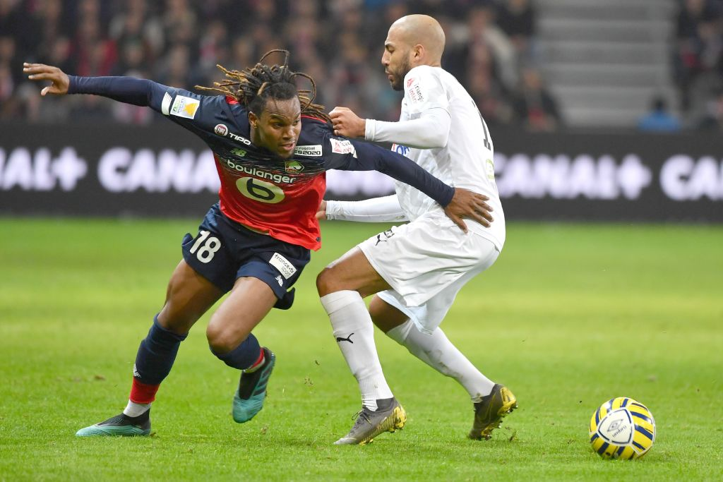 Liverpool want to sign Renato Sanches but face competition from Spurs