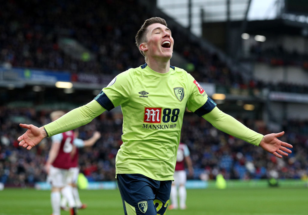 Porto are now interested in Harry Wilson