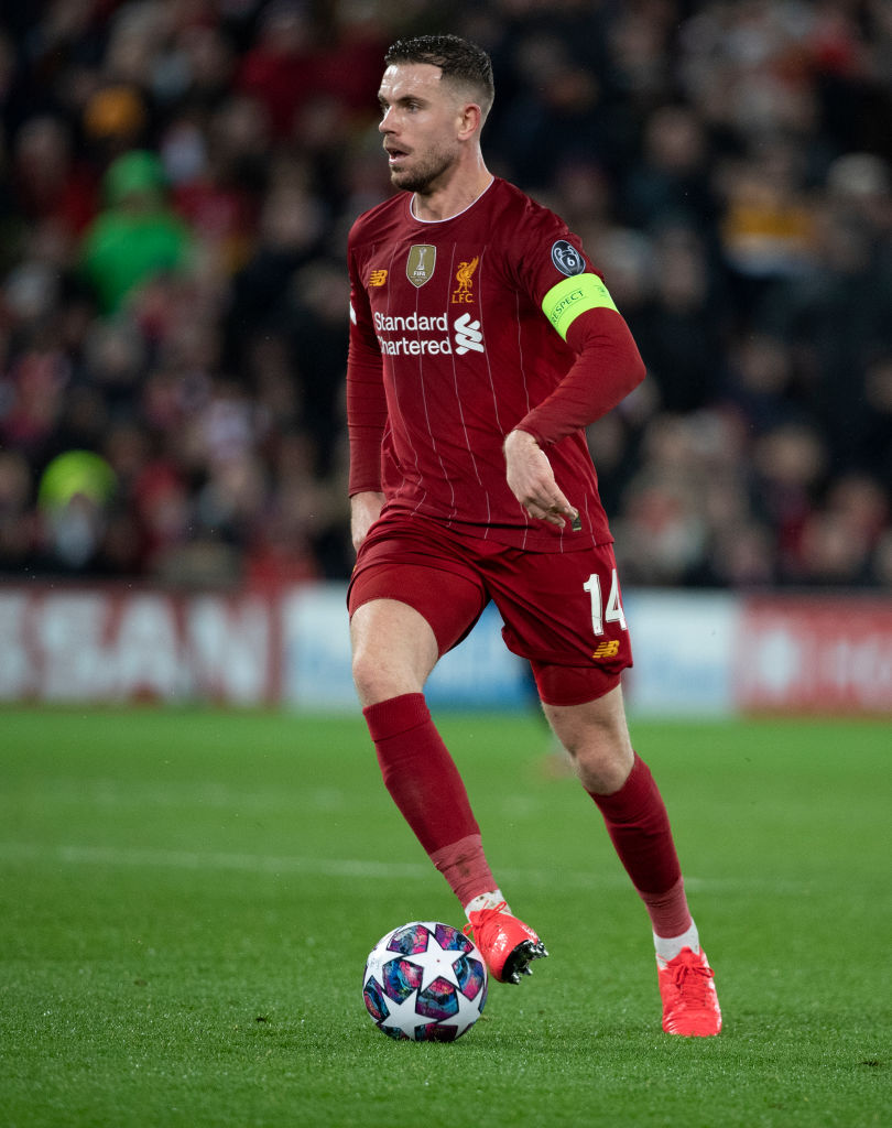 Fans are fuming at news that Liverpool have offered Jordan Henderson in exchange for Saul
