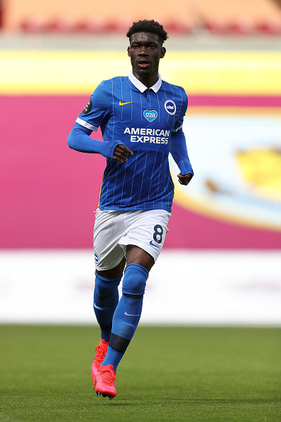 Liverpool chances of signing Yves Bissouma may have been boosted by Arsenal landing Ben White